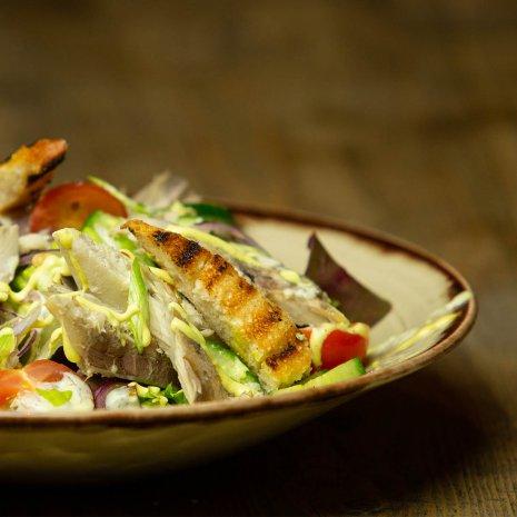 Salade Makreel
