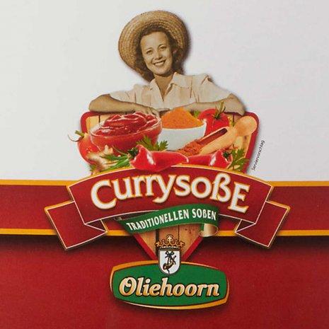 Bakje Curry Oliehoorn