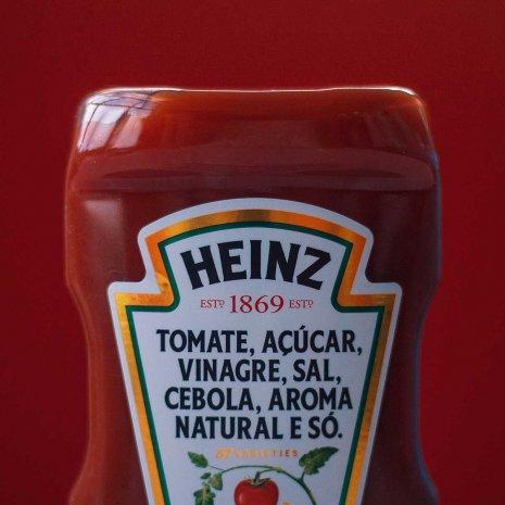Bakje Ketchup